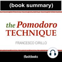 The Pomodoro Technique - Book Summary