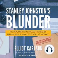 Stanley Johnston's Blunder