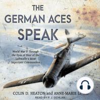The German Aces Speak