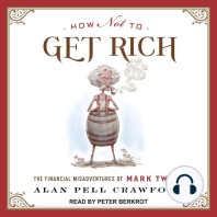 How Not to Get Rich
