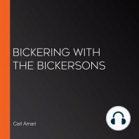 Bickering with the Bickersons