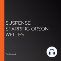 Suspense Starring Orson Welles