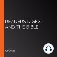 Readers Digest and the Bible