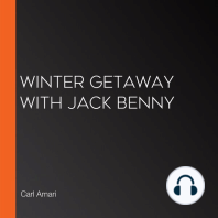 Winter Getaway with Jack Benny
