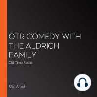 OTR Comedy with the Aldrich Family