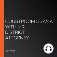 Courtroom Drama with Mr. District Attorney