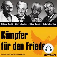 CD WISSEN - Kämpfer für den Frieden