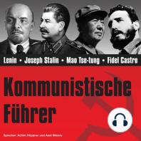 CD WISSEN - Kommunistische Führer