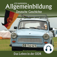 Deutsche Geschichte - Das Leben in der DDR