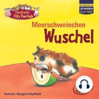 Tierärztin Tilly Tierlieb - Meerschweinchen Wuschel