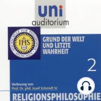 Religionsphilosophie (2)