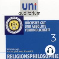 Religionsphilosophie (3)