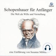 Schopenhauer für Anfänger