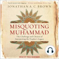 Misquoting Muhammad