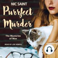 Purrfect Murder