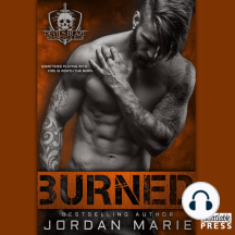 Burned: Devil's Blaze MC, Book 2
