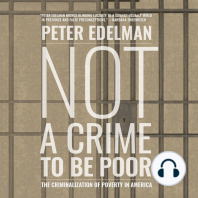 Not a Crime to Be Poor