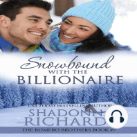 Snowbound with the Billionaire - The Romero Brothers Book 7