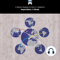 Macat Analysis of John A. Hobson's Imperialism, A