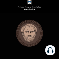 A Macat Analysis of Aristotle's Metaphysics
