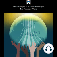 Macat Analysis of the Brundtland Report, A: Our Common Future