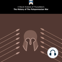 A Macat Analysis of Thucydides's The History of the Peloponnesian War