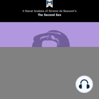A Macat Analysis of Simone de Beauvoir's The Second Sex