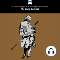 A Macat Analysis of Jean-Jacques Rousseau's The Social Contract