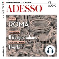 Italienisch lernen Audio - Archäologisches Rom