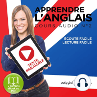 Apprendre l'Anglais - Écoute Facile - Lecture Facile - Texte Parallèle Cours Audio No. 2 [Learn English - Easy Listening - Easy Reading - Parallel Text Audio Course No. 2]
