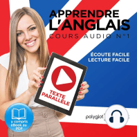 Apprendre l'Anglais - Écoute Facile - Lecture Facile: Texte Parallèle Cours Audio, No. 1 [Learn English - Easy Listening - Easy Reader - Parallel Text Audio Course No. 1]: Lire et Écouter des Livres en Anglais