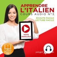 Apprendre l'Italien - Écoute Facile - Lecture Facile