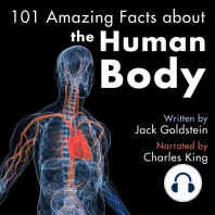 101 Amazing Facts about the Human Body