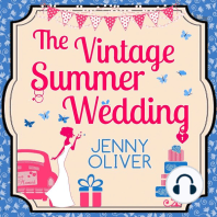 The Vintage Summer Wedding