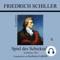 Spiel des Schicksals (Erzählung 1789)