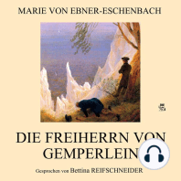 Die Freiherrn von Gemperlein