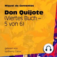 Don Quijote (Viertes Buch) [5 von 6]