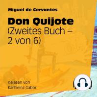 Don Quijote (Zweites Buch) [2 von 6]