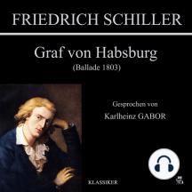 Graf von Habsburg (Ballade 1803)