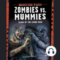 Zombies vs. Mummies