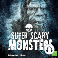 Super Scary Monsters