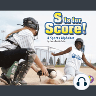 S Is for Score!