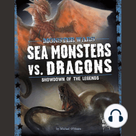 Sea Monsters vs. Dragons