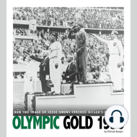 Olympic Gold 1936