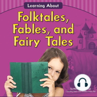 Learning About Folktales, Fables, and Fairy Tales