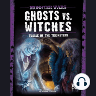 Ghosts vs. Witches