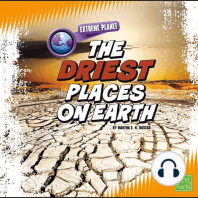 The Driest Places on Earth