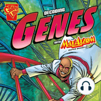 The Decoding Genes with Max Axiom, Super Scientist