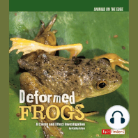 Deformed Frogs