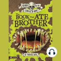 The Book That Ate My Brother